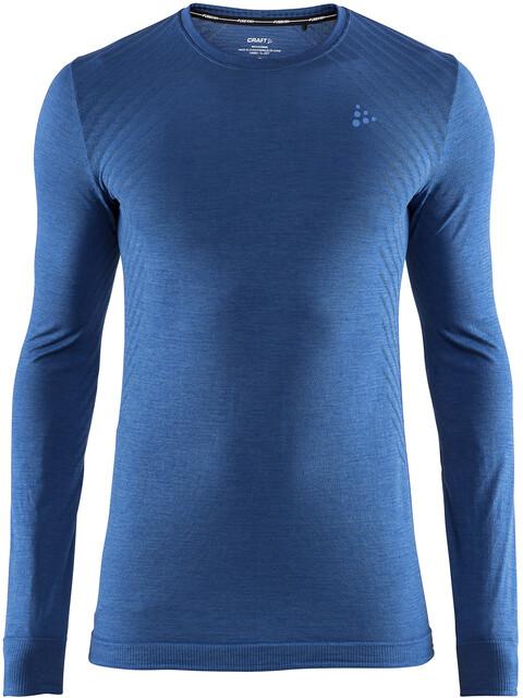 Craft Fuseknit Comfort Round-Neck LS Shirt Men imperial
